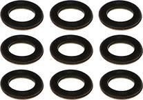 GLD Viper 38-1401 O-Rings Black Bulk 1000Ct Bag