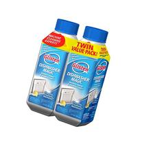 Glisten DM06T Dishwasher Magic Cleaner 2 Pack-Two 12 Ounce