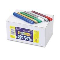 Chenille Kraft Glitter Glue Pens, Assorted, 10 Cc Tube, 72/