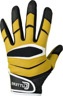 Cutters X40 C-Tack Revolution Adult Football Receiver Gloves