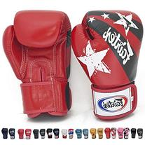 Fairtex Gloves Muay Thai Boxing Sparring BGV1 Size 8, 10, 12