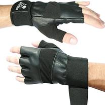 """Nordic Lifting Weight Lifting Gloves With 12"""" Wrist Support"""