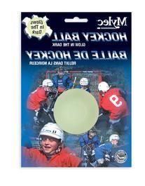 Mylec Glow in the Dark Hockey Balls