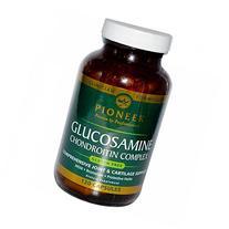 Gluc Chondroitin Gluten Free 1500mg/1000mg - 120 - Capsule
