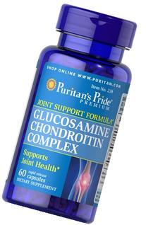 Puritan's Pride Glucosamine Chondroitin Complex-60 Capsules