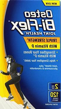 Osteo Bi-Flex Joint Health, Triple Strength with Vitamin D,