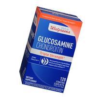 Walgreens Glucosamine Chondroitin MSM Formula, Coated