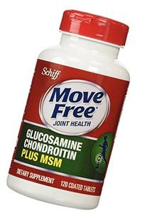 Move Free Glucosamine Chondroitin MSM and Hyaluronic Acid