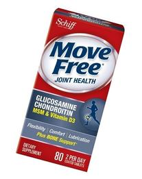 Move Free Joint Health Advanced Plus MSM & Vitamin D3 with