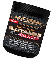 100% Pure Glutamine Powder, 300 Grams, From Universal