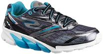 Skechers Kids 95695L Go Run 4 Running Shoe ,Gunmetal/Blue,13