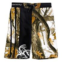 Legendary Whitetails God's Country Camo Youth Lakeside Swim