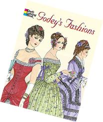Godey's Fashions Coloring Book