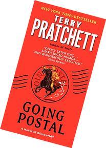 Going Postal: A Novel of Discworld