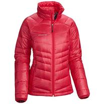 Columbia Women's Gold 650 TurboDown Down Jacket Ruby Red L