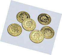 Gold Coins Package of 144