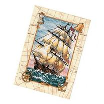 Gold Collection Petite Voyage At Sea Counted Cross Stitch Ki