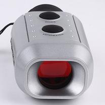 Digital 7x18 Gold Range Finder Goldscope Scope & Case K0108-