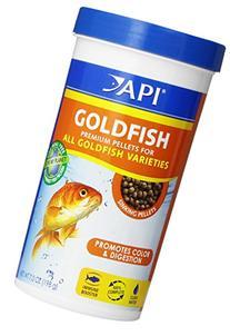 API Goldfish Pellet, 7.0-Ounce