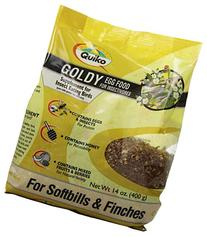 Quiko Goldy Egg Food Supplement For Insect Eating Birds -