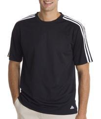 Adidas ClimaLite 3-Stripes Golf Tee