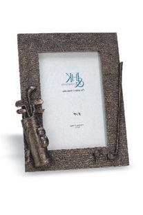 GOLF BAG 4x6 Photo Picture Frame Bronze Finish Great Gift