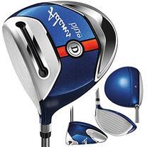 Adams Golf- Blue Driver 10.5* Regular Flex