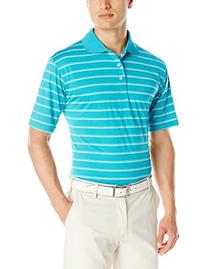 PGA TOUR Men's Performance Golf Fine Line Stripe Short