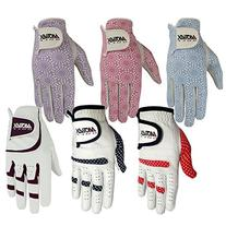 Women's Golf Glove Soft CABRETTA LEATHER Regular Fit Women