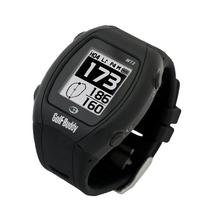 GolfBuddy GB-WT3 Golf GPS/Rangefinder Watch Black