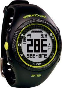 SkyCaddie GPS Golf Watch Black