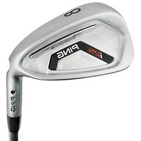 Ping Golf- i25 Irons Stiff Flex 4-PW/UW Black Dot