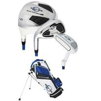 Ray Cook Golf Manta Ray Junior 5-Piece Golf Complete Set