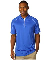 Nike Golf Men's Tech Core Color Block Polo GAME ROYAL/WHITE