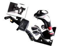 DURAGADGET Golf Trolley Mount With Water Resistant Rotatable