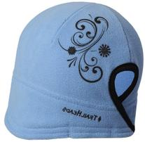 TrailHeads Goodbye Girl Contour Ponytail Hat - sky blue