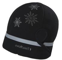 TrailHeads Women's Ponytail Hat - Reflective Cold Weather