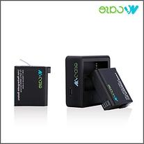WoCase GoPro HERO4 HERO 4 Dual Charger for HERO4 Battery