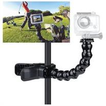 ABLEGRID Gopro Hero 4 3+ 3 2 1 Camera Accessories Jaws Flex