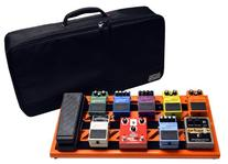 Gator GPB-BAK-OR Large Aluminum Pedal Board with Carry Bag,