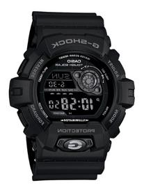 Casio Men's GR8900A-1 G-Shock Tough Solar Digital Black