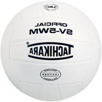 Tachikara SV5WM Full Grain Leather Practice Volleyball