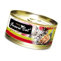 Fussie Cat Grain Free Tuna & Ocean Fish Can Cat Food 2.8oz