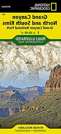 Grand Canyon, North and South Rims