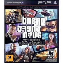 Grand Theft Auto 4 EFLC PS3