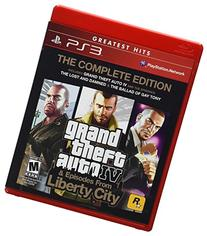 Grand Theft Auto IV & Episodes from Liberty City: The