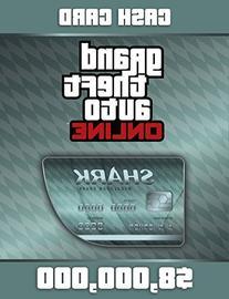 Grand Theft Auto V:  Megalodon Shark Cash Card - PS4