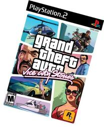 Grand Theft Auto: Vice City Stories - PlayStation 2