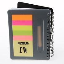 #1 Grandpa Notepad Sets