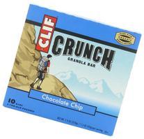 CLIF CRUNCH - Granola Bar - Chocolate Chip